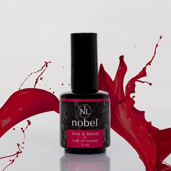 Love & blood NL n.o.b.e.l.
